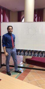 الكاتب مؤيد أبو علي
